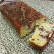 Food Friday - Raspberry Marbled Drizzle Cake - Crafterways
