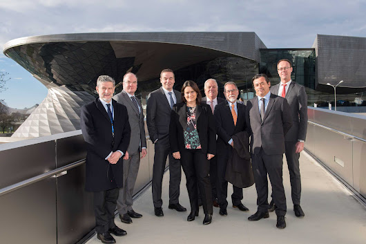 BMW Group and Codelco agree on cooperation to establish the Responsible Copper Initiative.