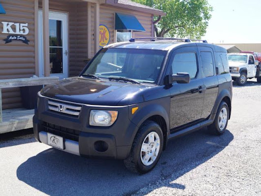 Used 2007 Honda Element LX 2WD AT for Sale in Derby KS 67037 K-15 Auto Sales
