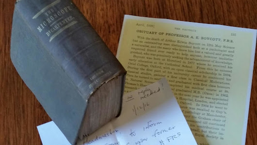 Overdue By More Than 120 Years, A Library Book Finally Finds Its Way Home