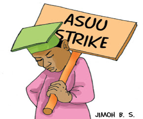 Image result for ASUU/Federal government picture