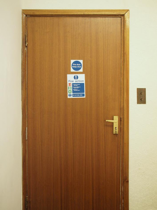 Fire Door Safety Week - A guide to ensuring compliance - eBrit Fire Protection Ltd