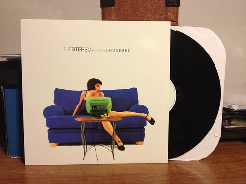 The Stereo - Three Hundred LP by Tim PopKid