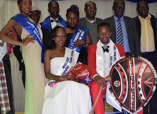 Mr and Miss Mount Kenya University 2017 - The Crowning of Ann Njoroge and Eliud Michael | Fotophreak Magazine