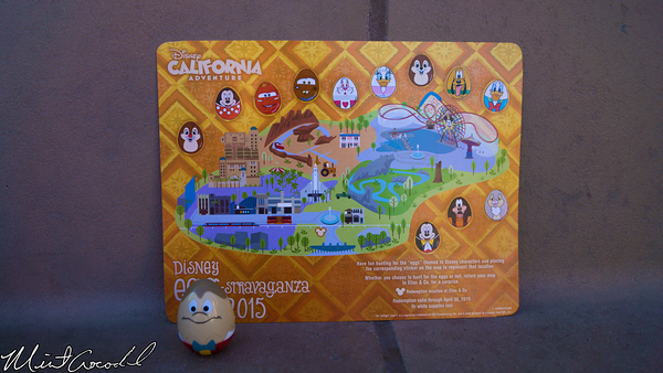 Disneyland Resort, Disney California Adventure, Easter, Egg, Hunt, Eggstravaganza, Prize