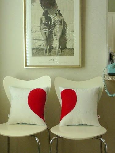Bestfriends Pillow Set