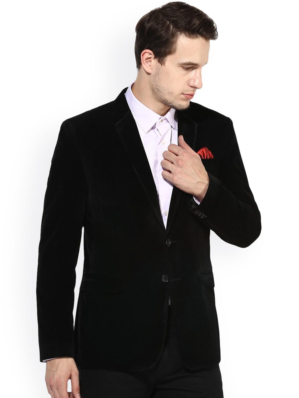 Black Coat Men Formal