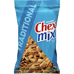 Chex Mix Traditional Savory Snack Mix 40 Oz.