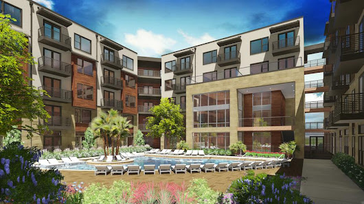 Austin East Riverside apartments by Oden Hughes set to break ground - Austin Business Journal