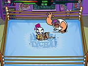 Jogar Wrestling match today lucha exam Jogos