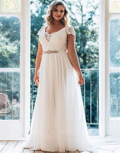 Top 10 Best Cheap Plus Size Wedding Dresses   Heavy.com