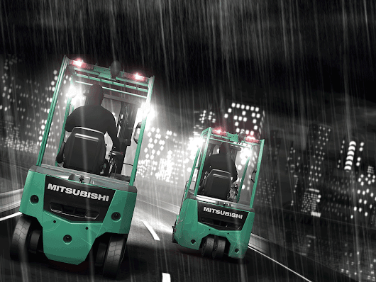 Endeavour Forklifts |   Snazzy Looking Workwear