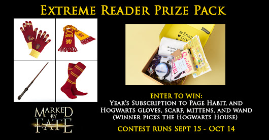 PRIZE: 1-Year Subscription to PageHabit and Some Awesome HP Items!!