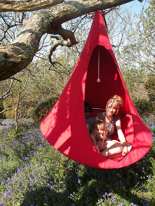 Cacoon: A Hanging Cocoon Hammock - Not Any Gadgets