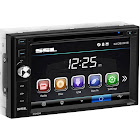 "Sound Storm DD658 In-dash DVD Receiver - 6.2"" Touch Display"