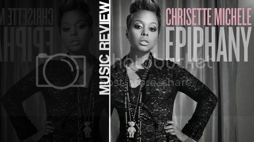 Album review: Chrisette Michele - Epiphany