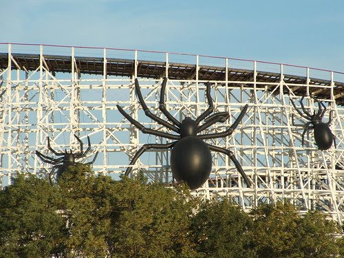 six flags rides names. a trip to Six Flags: Great
