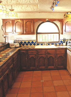 Kristi Black Designs | Kitchens and Talavera Tile