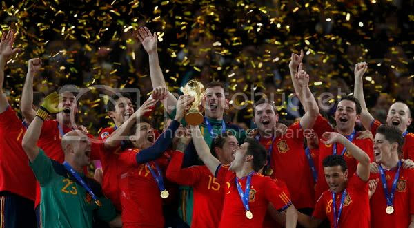 Spanyol, Juara Piala Dunia 2010 - Fadhly