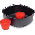 Philips Airfryer XXL Baking Master Kit Hd9952/01