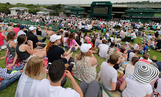 Where to Catch All the Wimbledon Action   | Minicabster Blog