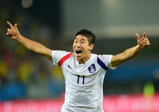Lee injury adds to South Korea World Cup woes - World Soccer Talk
