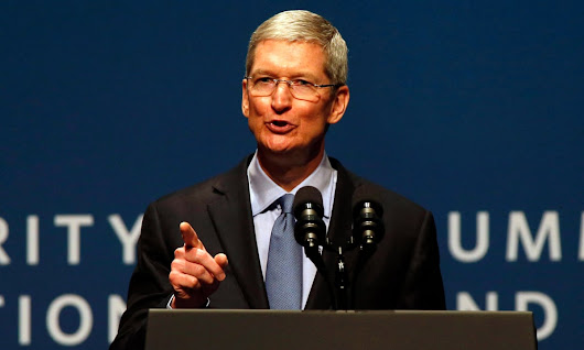 UK surveillance bill could bring 'very dire consequences', warns Apple chief | World news | The Guardian