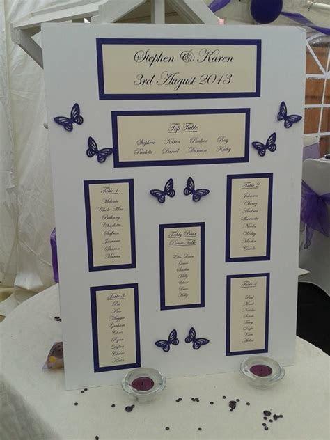 Purple butterfly table plans   Wisp events  wedding ideas