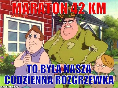 Motywacja Bieganie Memy