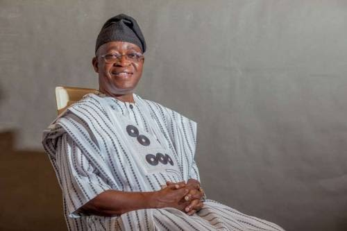 [News] I Remain Governor Of Osun State - Gboyega oyetola said. Read More