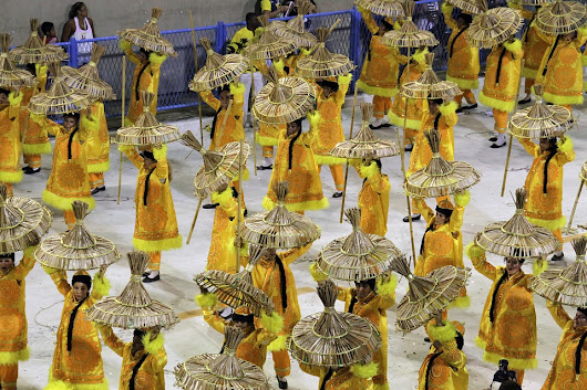 Know About the Parades in Rio Carnival
