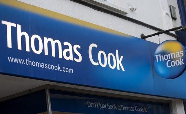 Thomas Cook: Αυξήθηκαν τα έσοδα, βλέπει ισχυρή ζήτηση για Ελλάδα, Κύπρο