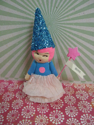 Candy Wizard, Charlotte Doll! 3
