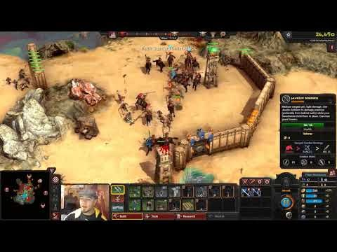20 minutes of Conan Unconquered Playthrough