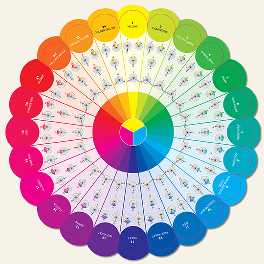 Essential Color Wheel