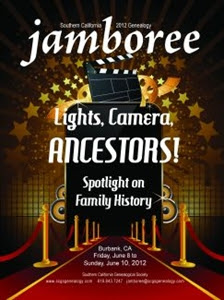 Picture of Southern California Genealogical Society Jamboree Conference 2012