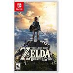 Nintendo The Legend of Zelda: Breath of the Wild HACPAAAAA