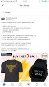 Toko On Line Admiral Authentic Official Store di Lazada & Project Jakarta di FB, Barang Tidak Sesuai Iklannya oleh - jasasablononline.xyz