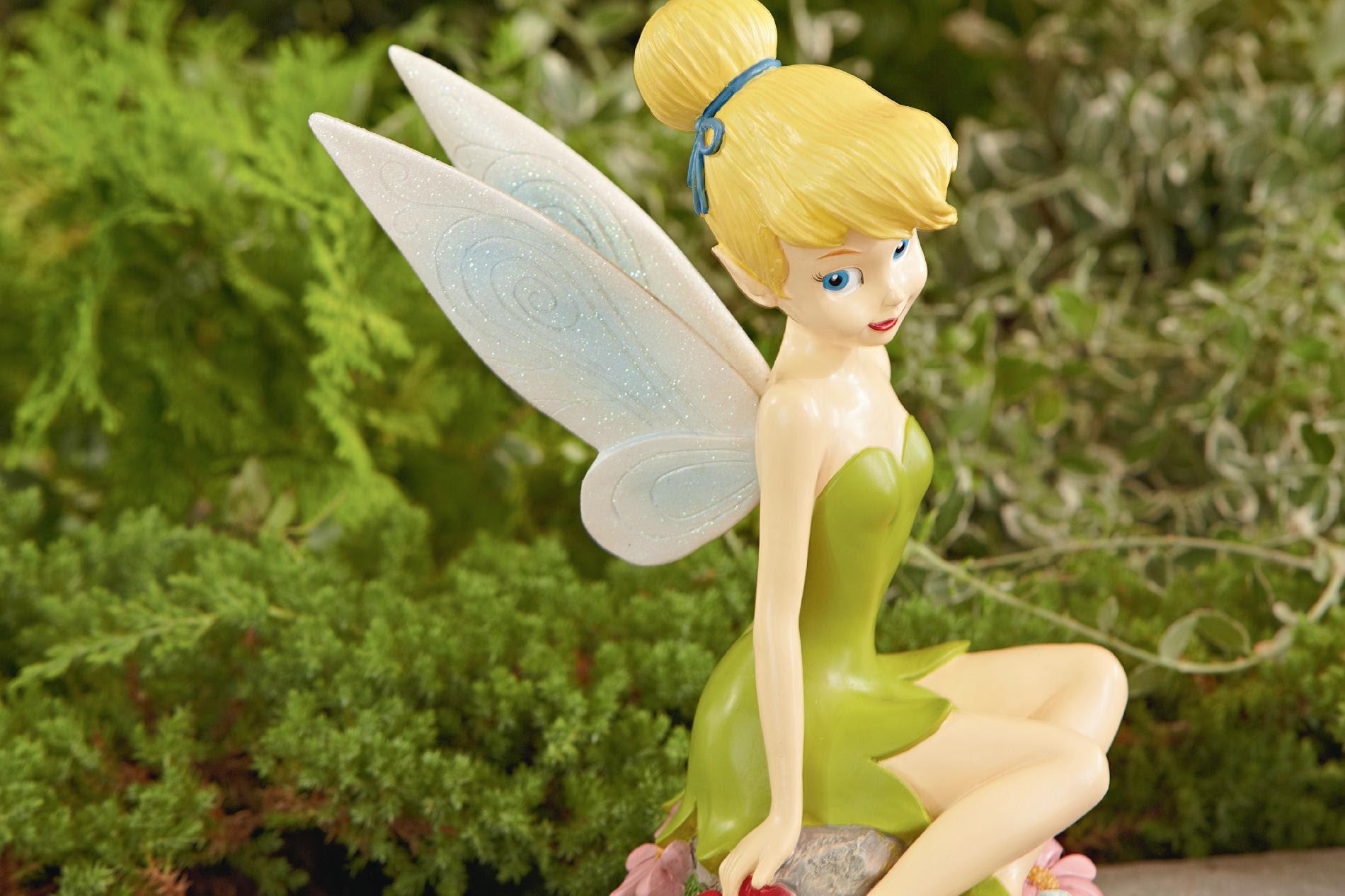 Disney Tinkerbell Statue - Outdoor Living - Outdoor Decor ...