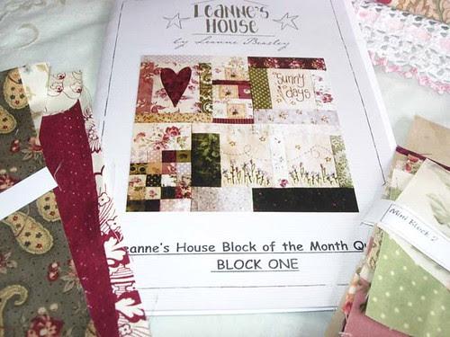 Leane´s House Block 1 detalle