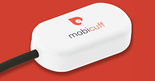Help Mobicuff Smart Blood Pressure Monitor reach its funding goal today!