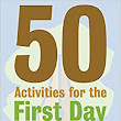 Amazon.com: 50 Activities for the First Day of School (9780997762815): Walton Burns: Books