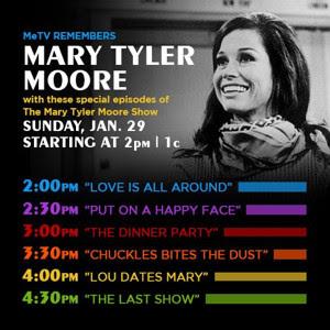 MeTV Remembers Mary Tyler Moore