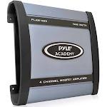 Pyle PLAM1600 4-Channel Car Amplifier - 1600W