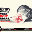 Throw Away Your Best Ideas