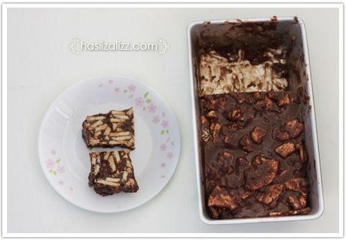 resepi kek  mudah  cepat rasmi ri Resepi Kek Coklat Vico Enak dan Mudah
