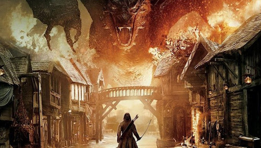 The Hobbit: The Battle of the Five Armies First Poster
