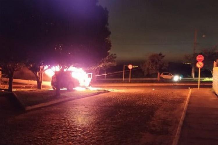Acidente oconteceu no Corredor Perimetral José Fernandes Pedral Sampaio | Foto: Reprodução | Blog do Anderson - Foto: Reprodução | Blog do Anderson