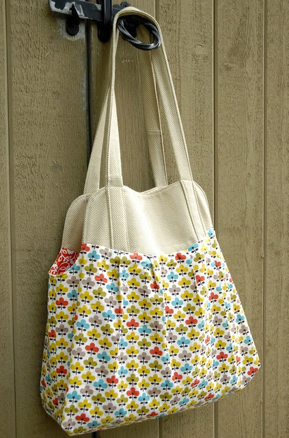 Showoff Bag - Pattern by Made by Rae