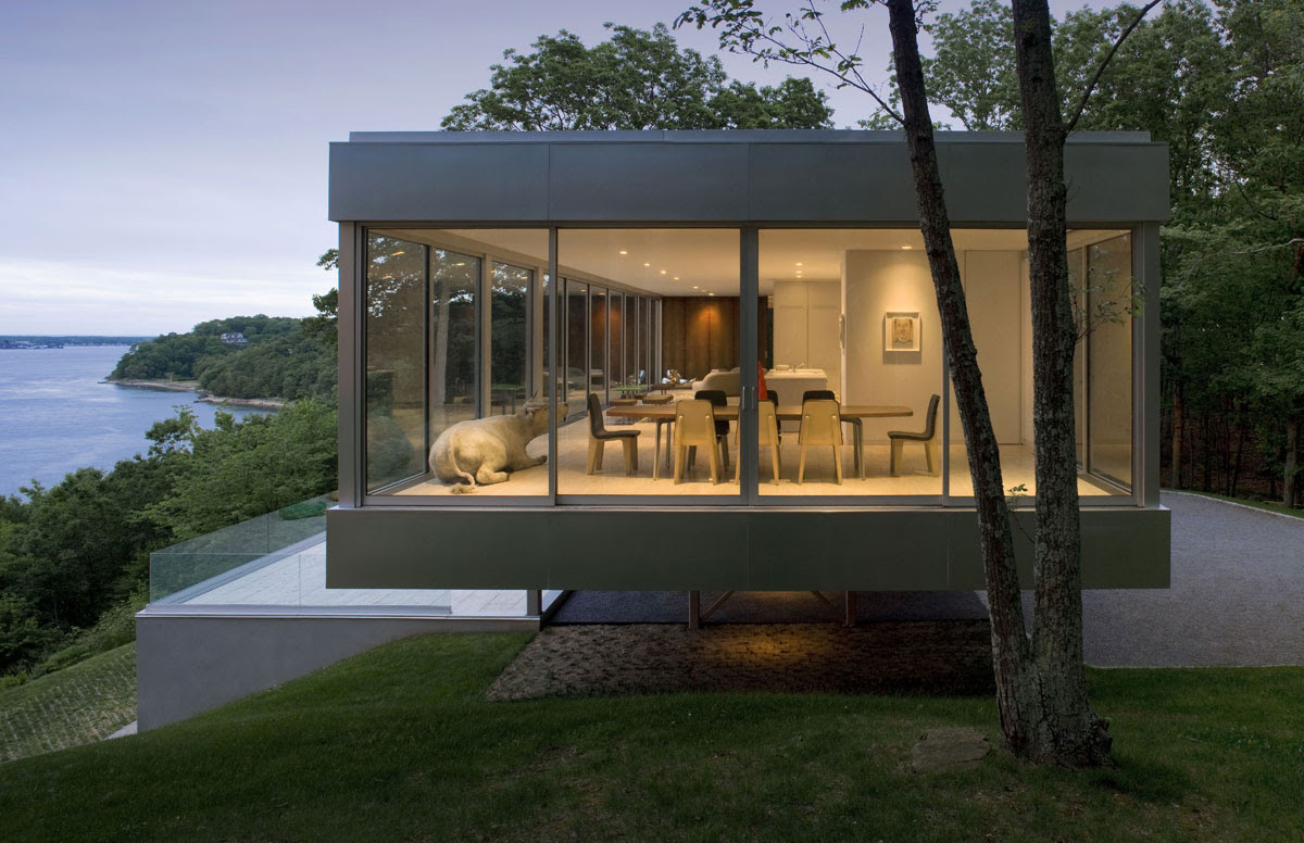 Clearhouse New York Lakeside House Ideasgn By Stuart Parr Design 2